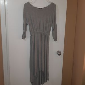 🌟🌟Cha Cha Vente Gray size Large Summer Dress